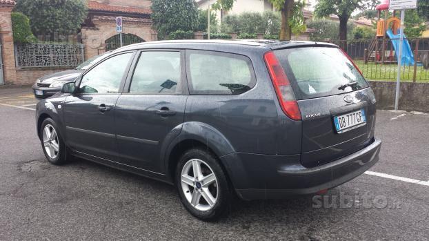 sold ford focus sw euro 4 1600 tdc used cars for sale. Black Bedroom Furniture Sets. Home Design Ideas