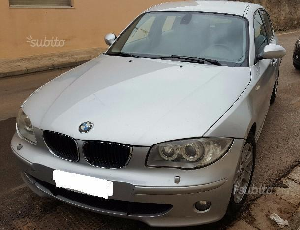 sold bmw 118 d cat 5 porte attiva used cars for sale autouncle. Black Bedroom Furniture Sets. Home Design Ideas