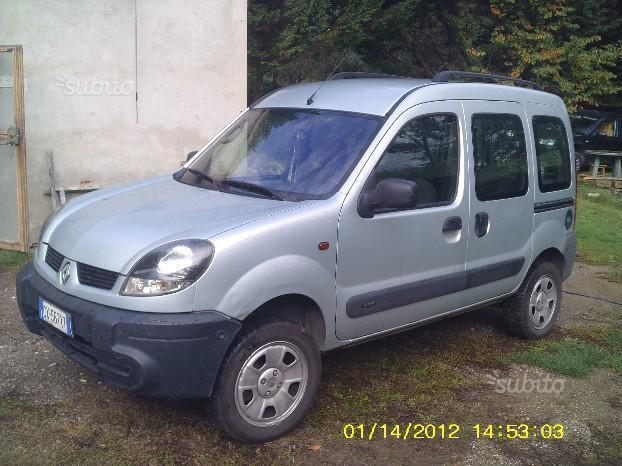 sold renault kangoo 4x4 1 9 3 ser used cars for sale autouncle. Black Bedroom Furniture Sets. Home Design Ideas