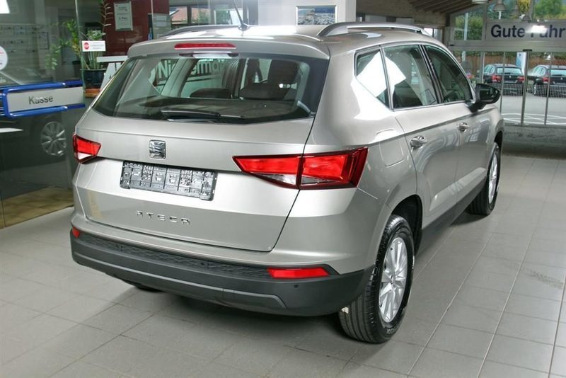 sold seat ateca 1 6 tdi reference used cars for sale autouncle. Black Bedroom Furniture Sets. Home Design Ideas
