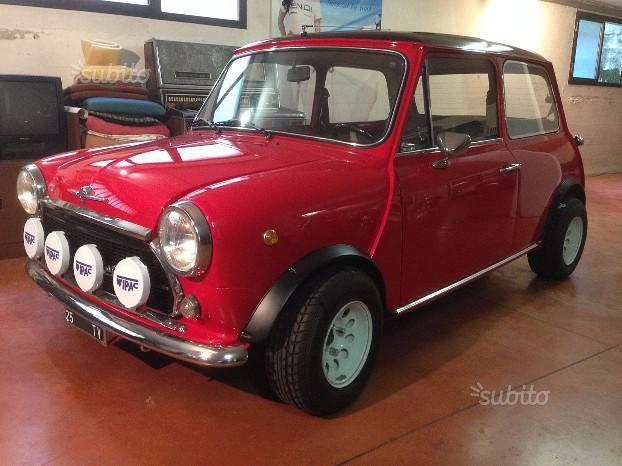 Venduto Innocenti Mini Cooper 13 Epo Auto Usate In Vendita