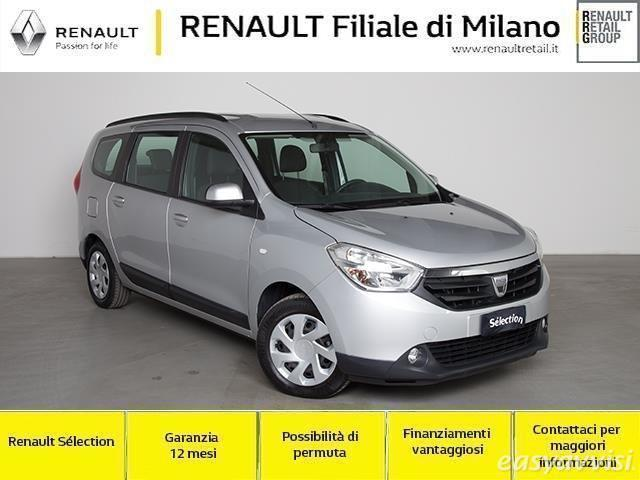 sold dacia lodgy 1 5 dci 8v 110cv used cars for sale autouncle. Black Bedroom Furniture Sets. Home Design Ideas