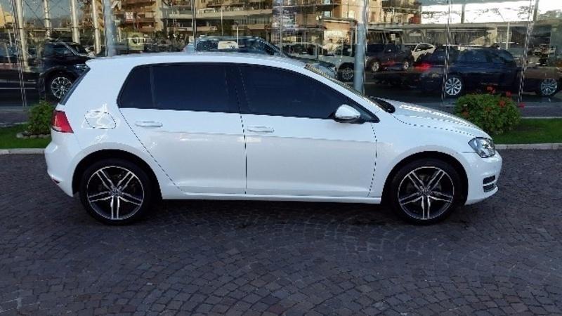usata VW Golf VI 1.6 TDI DPF 5p. Highline