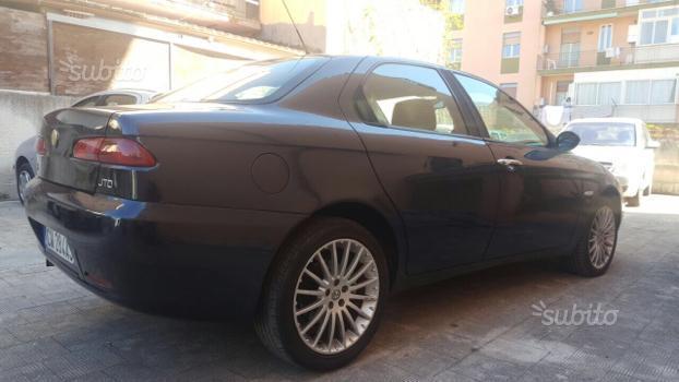 sold alfa romeo 156 giugiaro 1 9 j used cars for sale autouncle. Black Bedroom Furniture Sets. Home Design Ideas