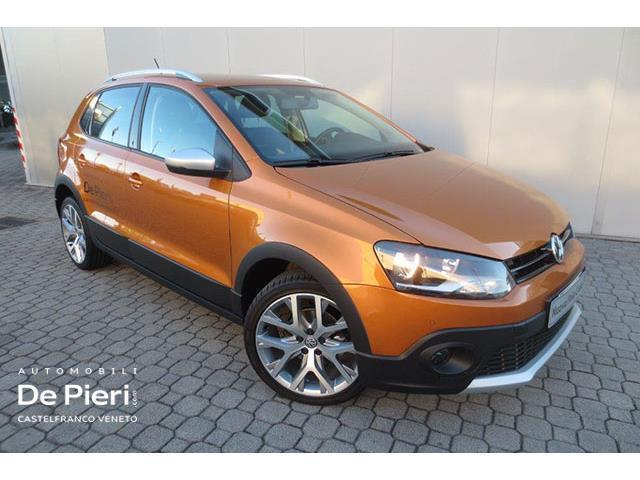 sold vw polo cross 1 4 tdi 90 used cars for sale autouncle. Black Bedroom Furniture Sets. Home Design Ideas