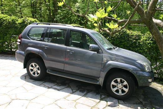 Sold toyota land cruiser 3 0 di used cars for sale - Toyota land cruiser 3 portes ...