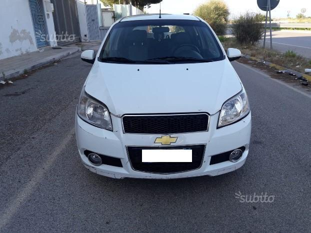 Sold Chevrolet Aveo Lt 12 Benzgp Used Cars For Sale