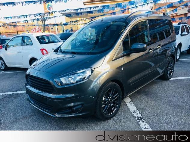 sold ford tourneo courier 1 0 ecob used cars for sale. Black Bedroom Furniture Sets. Home Design Ideas