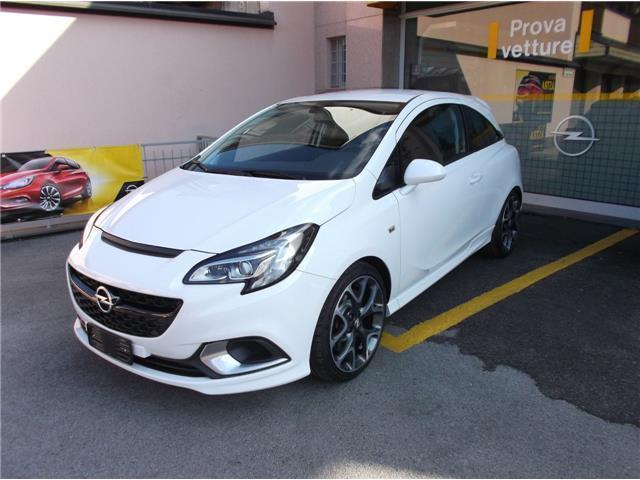 sold opel corsa opc 3 porte 1 6 tu used cars for sale. Black Bedroom Furniture Sets. Home Design Ideas