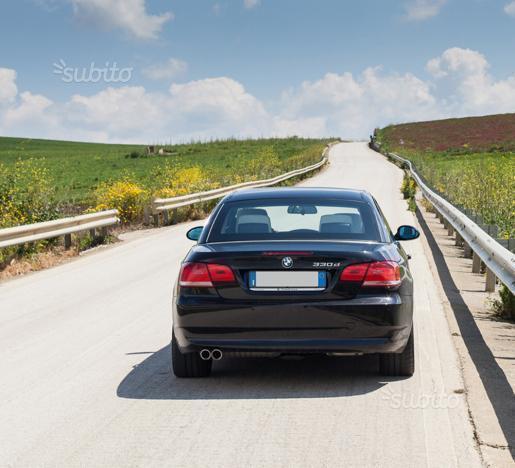 Sold BMW 330 Cabriolet D