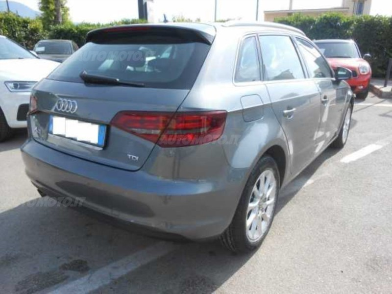 sold audi a3 sportback 1 6 tdi 105 used cars for sale autouncle. Black Bedroom Furniture Sets. Home Design Ideas