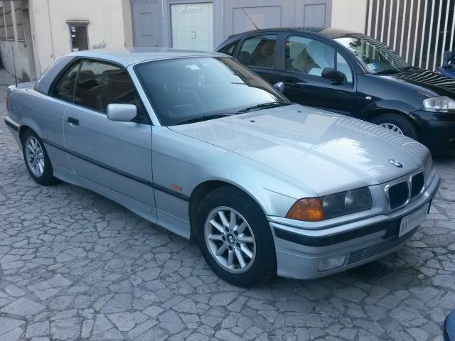 gebraucht BMW 320 Cabriolet 320 i 24V cat
