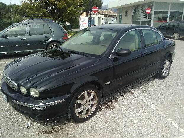 2004 xtype jaguar