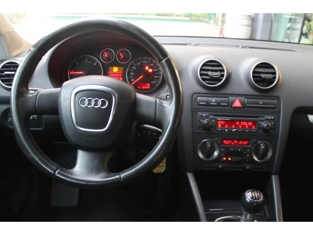 Audi A3 Sportback 2006 Interni
