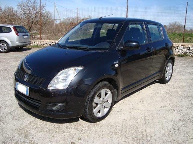 sold suzuki swift 1 3 ddis 75cv 5p used cars for sale. Black Bedroom Furniture Sets. Home Design Ideas