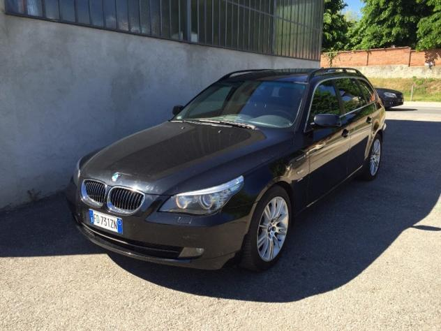 sold bmw 530 xd touring restyling used cars for sale. Black Bedroom Furniture Sets. Home Design Ideas