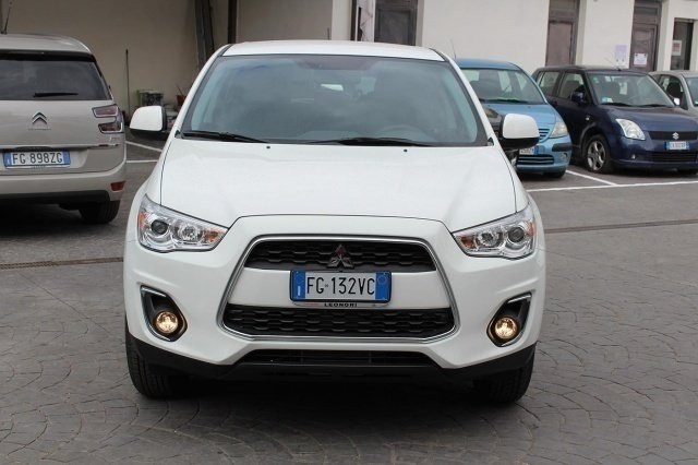 sold mitsubishi asx 1 6 ds 2wd inv used cars for sale autouncle. Black Bedroom Furniture Sets. Home Design Ideas