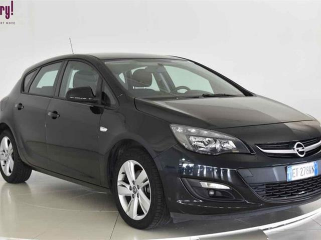 sold opel astra 1 7 cdti 110cv 5 p used cars for sale autouncle. Black Bedroom Furniture Sets. Home Design Ideas