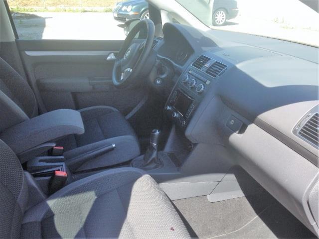 usata VW Touran 1.6 TDI Comfortline 7 posti navigatore