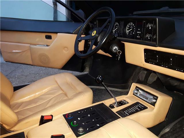 sold ferrari mondial f 108 4 valvo used cars for sale. Black Bedroom Furniture Sets. Home Design Ideas