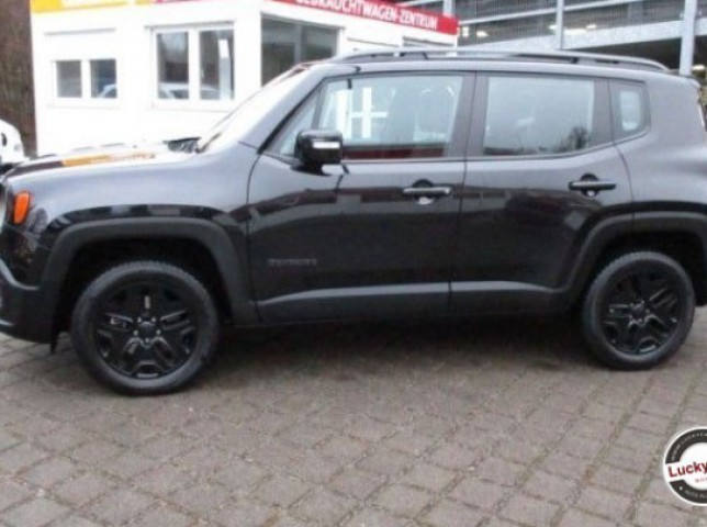 Sold Jeep Renegade 2 0 Mjt 140cv 4 Used Cars For Sale