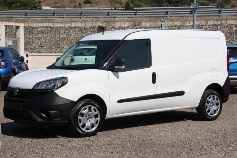 Usato 2020 Fiat Doblò 1.4 CNG_Hybrid 120 CV (13.500 ...
