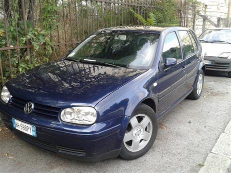 sold vw golf golf 1 9 tdi 90 cv used cars for sale autouncle. Black Bedroom Furniture Sets. Home Design Ideas