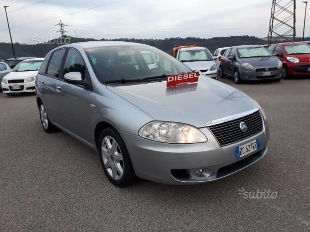 a953e02751 Venduto Fiat Croma - 2006 1.9 MTJ ACT. - auto usate in vendita