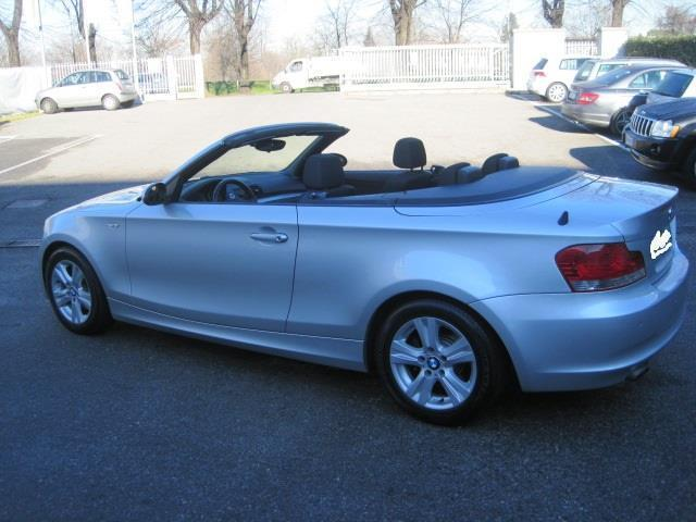 120 cabriolet compra bmw 120 cabriolet usate 181 auto in vendita. Black Bedroom Furniture Sets. Home Design Ideas