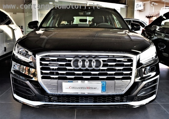 sold audi q2 2 0 tdi 190 cv quattr used cars for sale. Black Bedroom Furniture Sets. Home Design Ideas