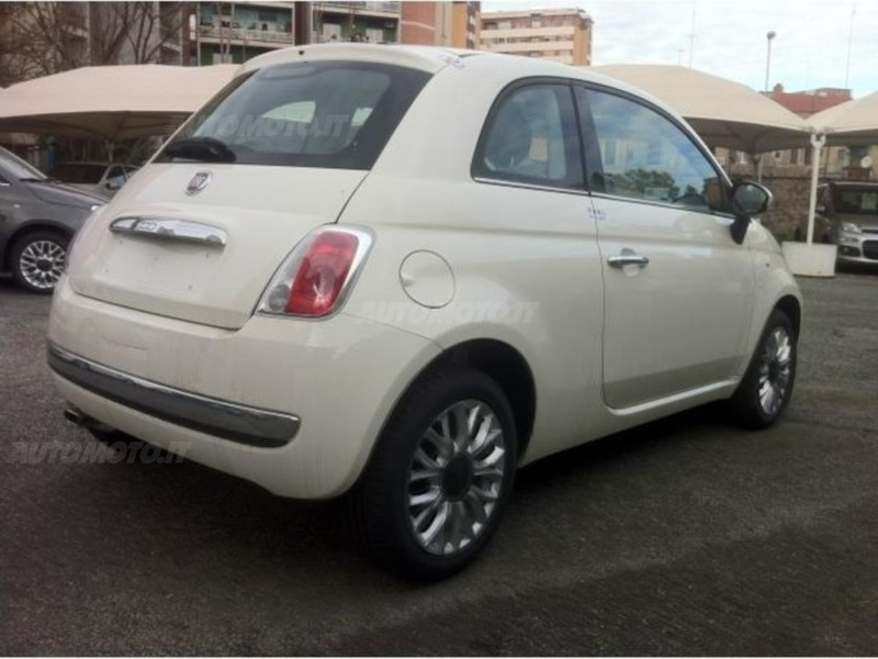 sold fiat 500 1 2 lounge del 2014 used cars for sale autouncle. Black Bedroom Furniture Sets. Home Design Ideas