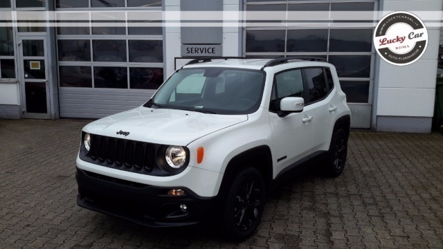 Sold Jeep Renegade 1.6 MultiJet 12. - used cars for sale ...