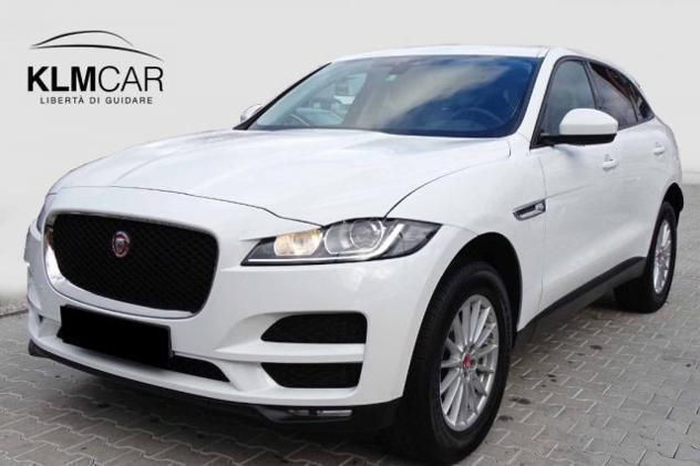 sold jaguar f pace 20d pure navi used cars for sale autouncle. Black Bedroom Furniture Sets. Home Design Ideas