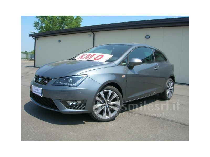 sold seat ibiza 1 4 tdi 105 cv cr used cars for sale autouncle. Black Bedroom Furniture Sets. Home Design Ideas