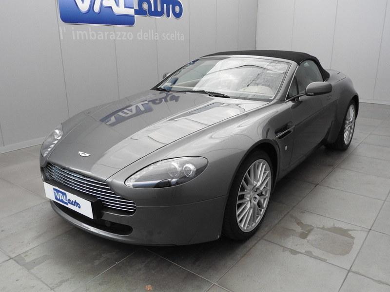 Sold Aston Martin V8 Vantage 4 Used Cars For Sale