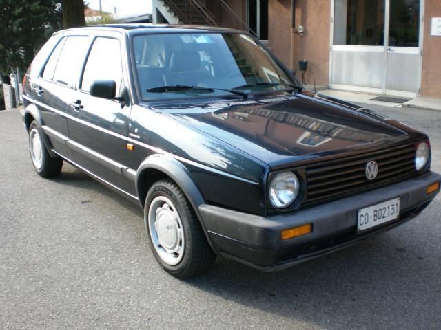 venduto vw golf syncro 5p cl 4x4 intr auto usate in vendita. Black Bedroom Furniture Sets. Home Design Ideas