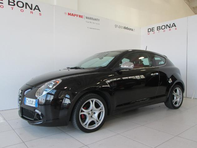 sold alfa romeo mito 1 4 t 120cv g used cars for sale autouncle. Black Bedroom Furniture Sets. Home Design Ideas