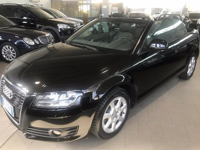 sold audi a3 cabriolet 1 6 tdi 105 used cars for sale autouncle. Black Bedroom Furniture Sets. Home Design Ideas