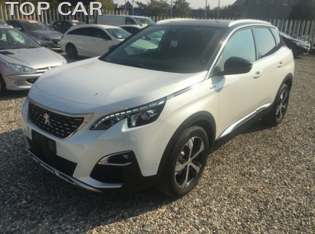 sold peugeot 3008 puretech turbo 1 used cars for sale. Black Bedroom Furniture Sets. Home Design Ideas