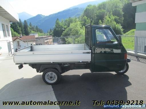 sold piaggio ape tm diesel 9cv lam used cars for sale. Black Bedroom Furniture Sets. Home Design Ideas