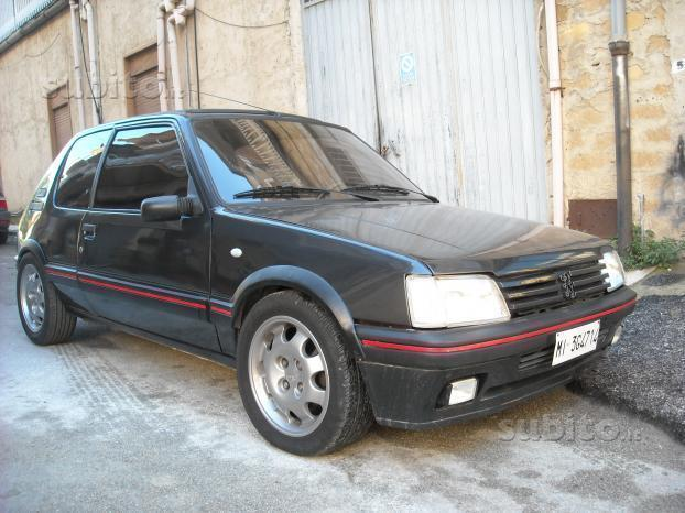 sold peugeot 205 gti 1 9 plus 19 used cars for sale autouncle. Black Bedroom Furniture Sets. Home Design Ideas