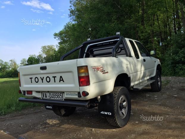 Pick Up Toyota Usati 4x4 Idea Di Immagine Auto