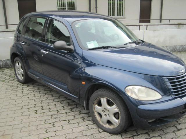 usato 2 2 crd touring chrysler pt cruiser 2002 km in seregno mb. Black Bedroom Furniture Sets. Home Design Ideas