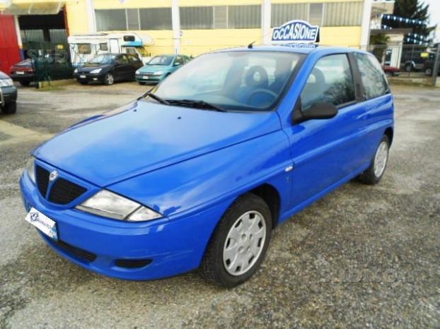 Sold lancia ypsilon 1 2 elefantino used cars for sale for Interno ypsilon elefantino