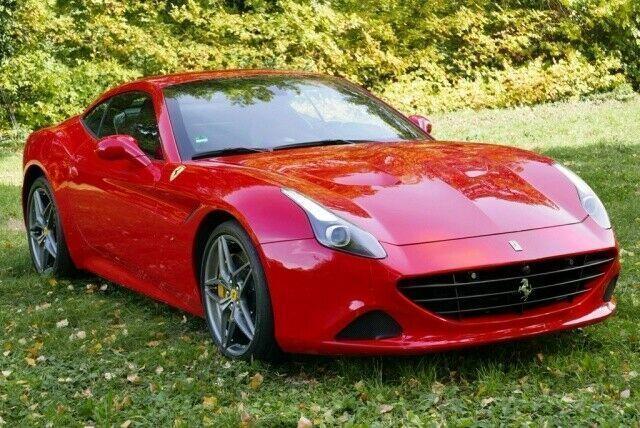 Usato 2015 Ferrari California 3.9 Benzin 561 CV (125.000 ...