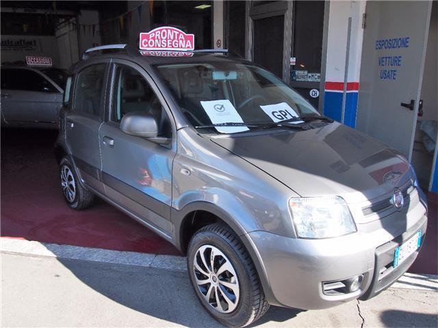 Fiat Panda 4x4 * a GPL + Trazione integrale *