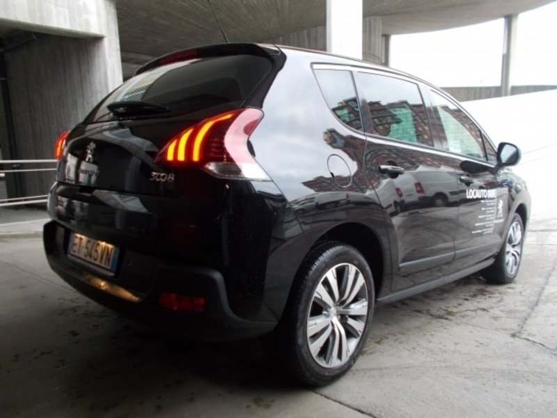 sold peugeot 3008 1 6 hdi 115cv fa used cars for sale autouncle. Black Bedroom Furniture Sets. Home Design Ideas