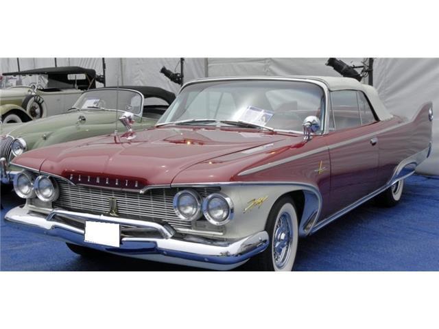 Sold Cadillac Eldorado Plymouth Fu.
