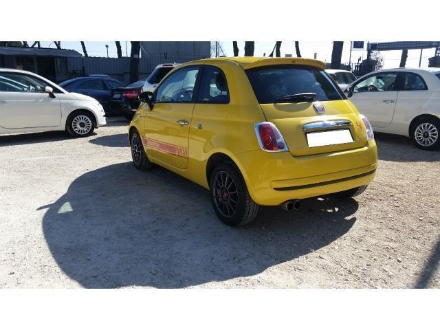 Sold Fiat 500 Abarth 1 2 Sport All Used Cars For Sale