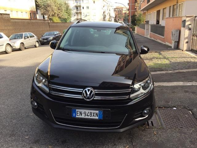 sold vw tiguan 2 0 tdi 140 cv 4mot used cars for sale autouncle. Black Bedroom Furniture Sets. Home Design Ideas